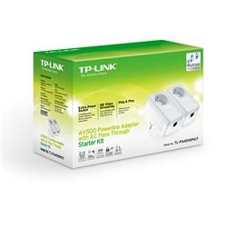 TP-LINK KIT POWERLINE TP-LINK 500M - TL-PA4010PKIT - 1300179