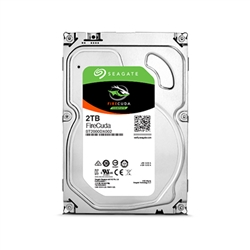 "Seagate HDD 2TB FireCuda 3.5"" SATA 6 Gb/s 64mb Cache - 1101053"