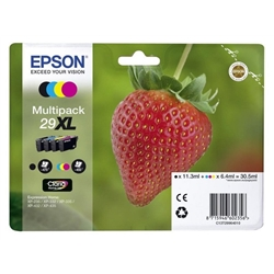 EPSON Multipack 4-colours 29XL Claria C13T29964022 - 1701621