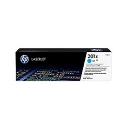 HP 201X High Capacity Cyan Original LaserJet Toner - 1361754