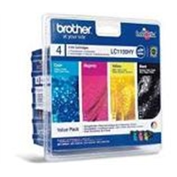 Brother Value Pack 4 Cores - 1701794