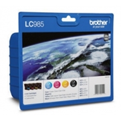 Brother LC985 Value Pack 4 Cores - 1701789