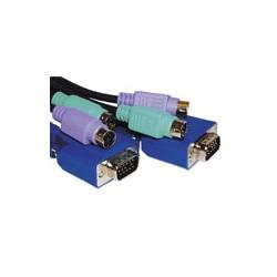 Conjunto de Cabos para Data-Switch com 1.8mt