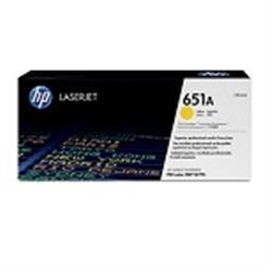 HP 651A Yellow LaserJet Toner CE342A - 1362158