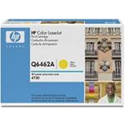 HP Color LaserJet Q6462A Yellow Print - 1362144