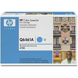 HP Color LaserJet Q6461A Cyan Print - 1362143