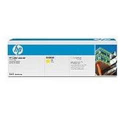 HP Color LaserJet CB382A Yellow Print - 1362140