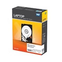 Western Digital Scorpio HDD 500GB 8mb WDBMYH5000ANC-ERSN - 1101155