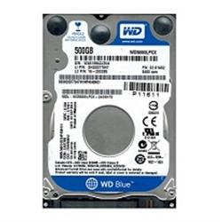 Western Digital Blue HDD 500GB 8mb 5400rpm WD5000LPCX - 1101154