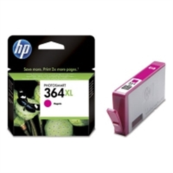 HP 364XL Magenta Ink Cartridge with Vivera Ink - 1701805
