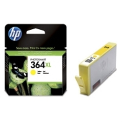 HP 364XL Yellow Ink Cartridge with Vivera Ink - 1701804