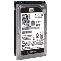 """Western DigitalBlack HDD 1TB 2.5"""" 16mb SATA WD10JPLX - 1101161"""