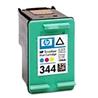 HP 344 Tri-colour Inkjet Print Cartridge - 1701825