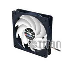 TITAN TFD-12025H12ZP/KU(RB) 120X25MM PWM - 1640130