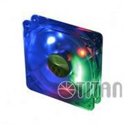 TITAN TFD-12025GT12Z/LD1/V2(RB) 120MM LED RGB - 1640126