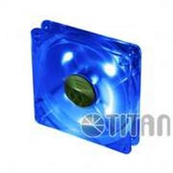 TITAN TFD-12025GT12Z/LD2/V2(RB) 120MM LED BLUE - 1640127