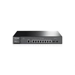 TP-LINK JetStream 8-port Pure-Gigabit  T2500G-10TS - 1330695