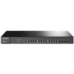 TP-LINK JetStream 16-port 10G Smart Switch T1700X-16TS - 1330716