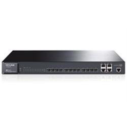 TP-LINK etStream 12-Port Gigabit SFP L2 Switch TL-SG5412F - 1330707