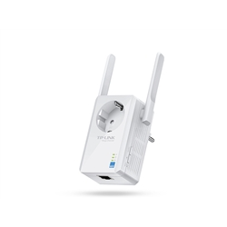 TP-LINK 300Mbps Wireless N Wall Plugged Range Extender - 1300188