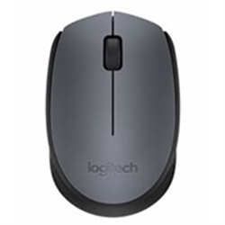 LOGITECH MOUSE M170 WIRELESS GREY 910-004642 - 1140552
