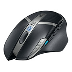 LOGITECH MOUSE G602 WIRELESS GAMING LASER 910-003823 - 1140569