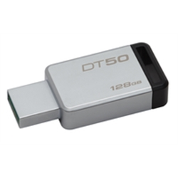 KINGSTON Pen Drive 128GB DataTraveler 50 USB 3.0 DT50/128GB - 8200295