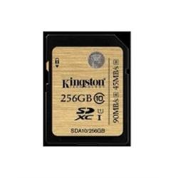 Kingston SD Card 256GB Classe 10 UHS-I Ultimate SDA10/256GB - 8000249