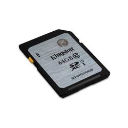 Kingston SD Card 64GB Alta Capacidade SD10VG2/64GBER - 8000245