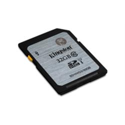Kingston SD Card 32GB Alta Capacidade classe 10 SD10VG2/32GB - 8000243