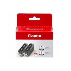 CANON PGI-5 BLACK TWIN PACK - 1701863
