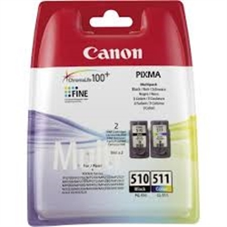CANON PG-510 / CL511 MULTIPACK - 1701866