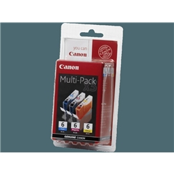 CANON BCI-6 C/M/Y BL EURO MULTIPACK - 1701862