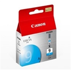 CANON PGI-9 Cyan - Colour ink Cartridge - 1701010