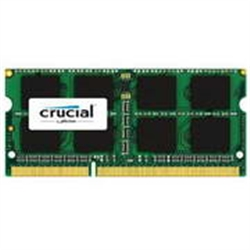 8192MB DDR3 1866MHz 1x204 SO-DIMM CL 11 CRUCIAL APPLE 1.35V - 2030037
