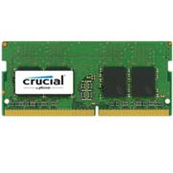 16GB DDR4 2133MHz 1x260 SO-DIMM CL15 1.20V CRUCIAL - 2030039