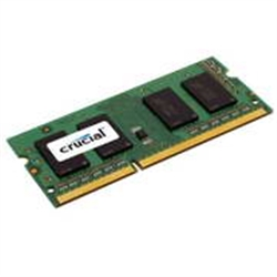 8192GB DDR4 2133MHz 1x260 SO-DIMM CL15 1.20V CRUCIAL DR - 2030042