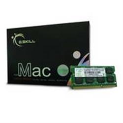 4096MB DDR3 1333MHz 1x204 SO-DIMM CL9 1.5V GSKILL SQ APPLE - 2030045