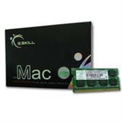 8192MB DDR3 1600MHz 1x204 SO-DIMM CL11 1.5V GSKILL SQ APPLE - 2030048