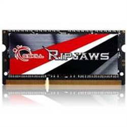 8192MB DDR3 1600MHz 1x204 SO-DIMM CL9 1.35V GSKILL RIPJAWS - 2030049