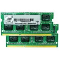 8192MB DDR3 1600MHz 2x204 SO-DIMM CL11 1.35V GSKILL - 2030050