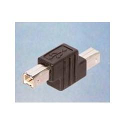 Adaptador USB B M-M