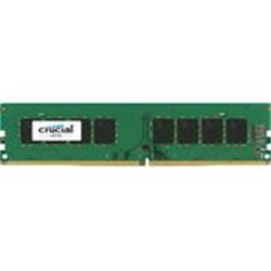 CRUCIAL 4096MB DDR4 2400 1X288 UDIMM CL17 1.2V - 1030929