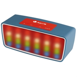 NGS 3W Bluetooth Speaker - TF Card Line in - LED Lights-Hanl - 1160429