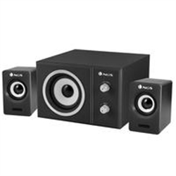 NGS 20W 2.1 Speaker System USB Powered - 1160435