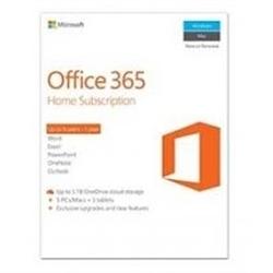 Microsoft Office 365 Home Inglês - 3100032