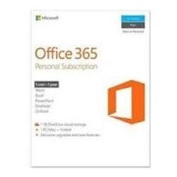 Microsoft Office 365 Personal Inglês - 3100031