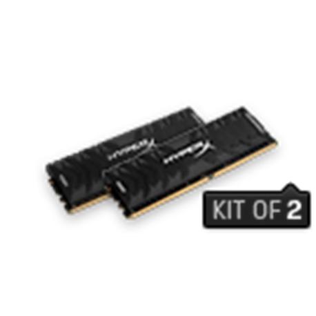 KINGSTON DDR4 16GB 2666MHz CL13 DIMM - 1030961