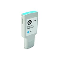 HP 727 300-ml Cyan DesignJet Ink Cartridge - F9J76A - 1701907