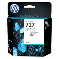 HP 727 40-ml Photo Black Ink Cartridge - B3P17A - 1701898
